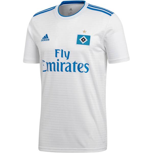 "ADIDAS Herren Fußballtrikot ""Hamburger SV Heimtrikot"""