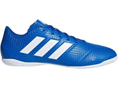 ADIDAS Herren Fußballschuhe Nemeziz Tango 18.4 IN Blau