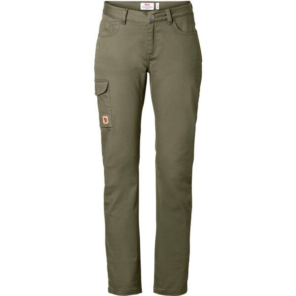 FJÄLLRAVEN Damen Funktionshose Greenland Stretch Trousers W