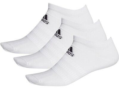 adidas Low-Cut Socken, 3 Paar Weiß