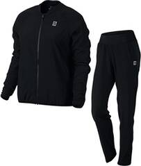 NIKE Damen Tennis Trainingsanzug NKCT Woven Warm Up