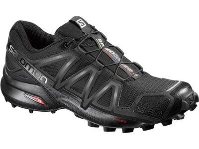 "SALOMON Damen Trail Running Laufschuhe ""Speedcross 4"" Schwarz"