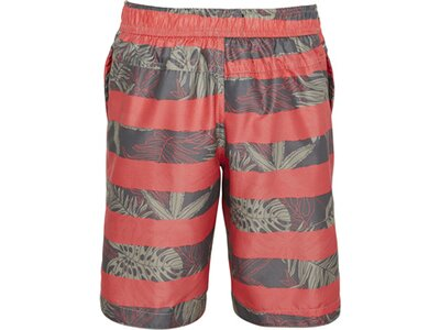 CHIEMSEE Badeshorts Kids mit farbenfrohem Alloverprint Pink