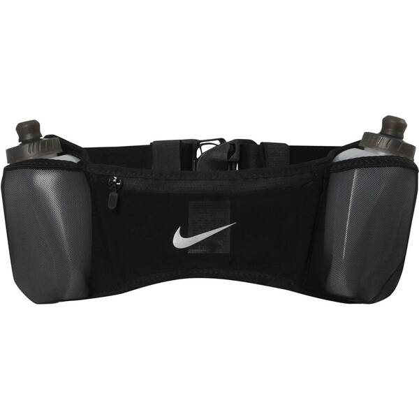 "NIKE Laufgürtel ""Double Pocket Flask Belt 20"""