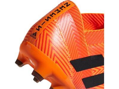 ADIDAS Fußball - Schuhe - Nocken NEMEZIZ Virtuso 18.2 FG Orange