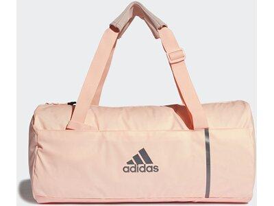 ADIDAS Damen Convertible Training Duffelbag M Pink