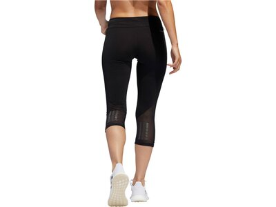"ADIDAS Damen Lauftight ""Own the Run"" 3/4-Länge Schwarz"