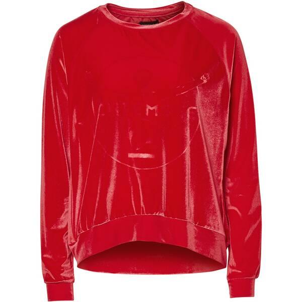 CHIEMSEE Oversize Sweatshirt aus Samt
