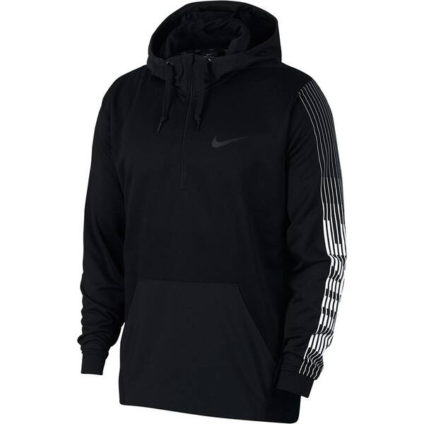 "NIKE Herren Trainings-Sweatshirt ""Dri-FIT Fleece"""