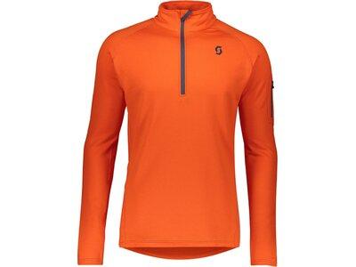 """SCOTT Herren Skirolli """"Defined Light Pullover"""" Orange"""