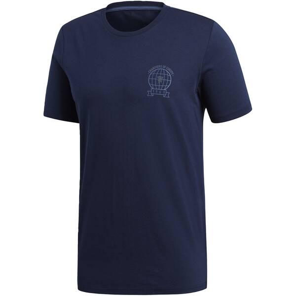 ADIDAS Herren Manchester United Graphic T-Shirt