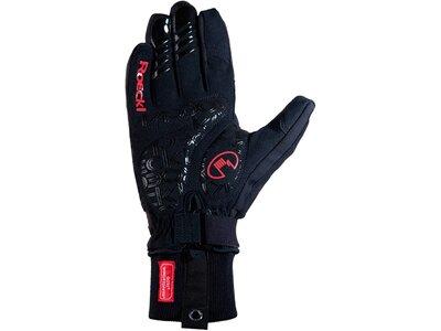 """ROECKL Herren Handschuhe """"Rebelva"""" Schwarz"""