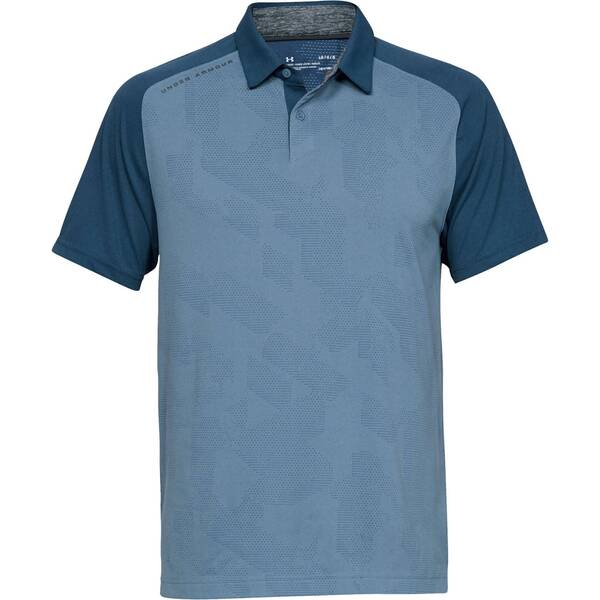 UNDERARMOUR Herren Golf-Poloshirt Kurzarm