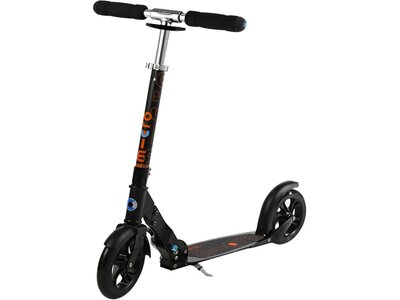MICRO Roller/ Scooter black Schwarz