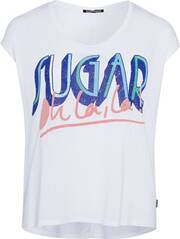 "CHIEMSEE T-Shirt mit ""Sugar"" Frontprint"