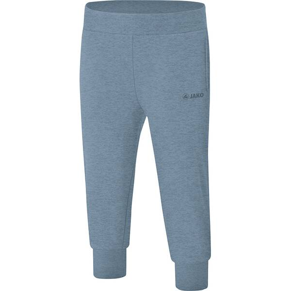 JAKO Damen Sweat Capri Basic