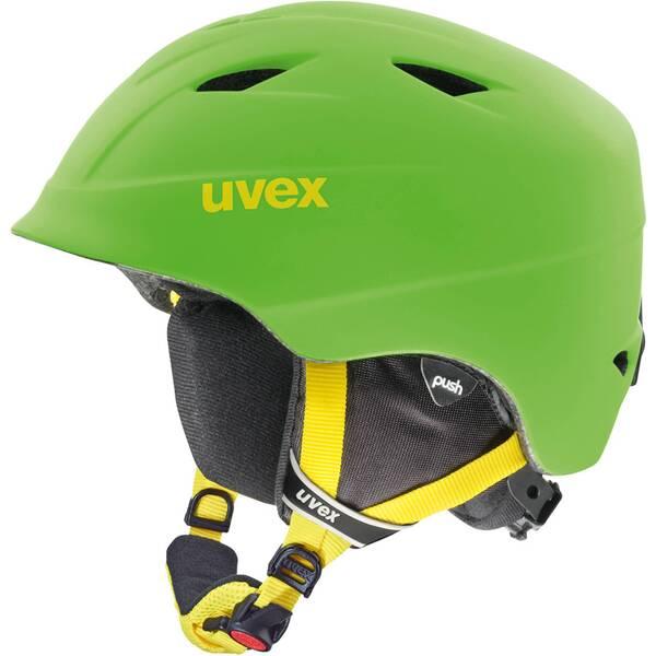 UVEX Kinder Ski- und Snowboardhelm Airwing 2