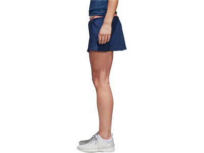 ADIDAS Damen Tennisrock Club Blau