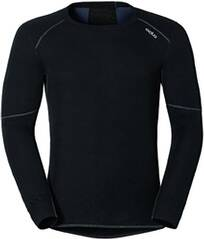 ODLO Herren Unterhemd SHIRT L/S CREW NECK X-WARM