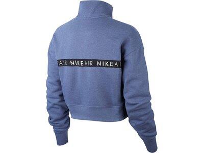 """NIKE Damen Sweatshirt """"Air"""" Lila"""