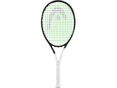 """HEAD Kinder Tennisschläger """"Graphene Speed 360 Junior"""" besaitet Schwarz"""