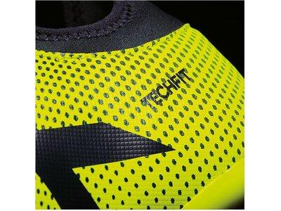 ADIDAS Fußball - Schuhe - Nocken X 17.3 FG Schwarz