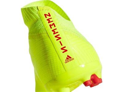 ADIDAS Kinder Fußballschuhe Nemziz 18.3 AG Gelb