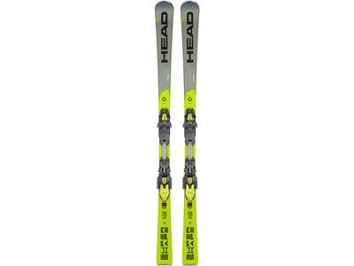 """HEAD Herren Skier """"Supershape i.Speed"""" inkl. Bindung """"PRD 12 GW"""" Gelb"""