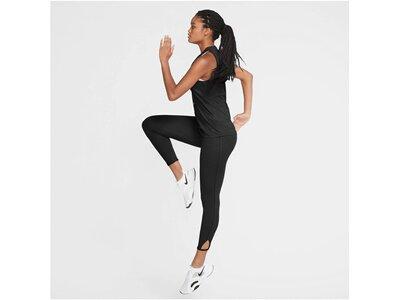 NIKE Damen Yoga Tights 7/8-Länge Weiß