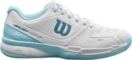 WILSON Damen Tennisschuhe Allcourt Rush Comp
