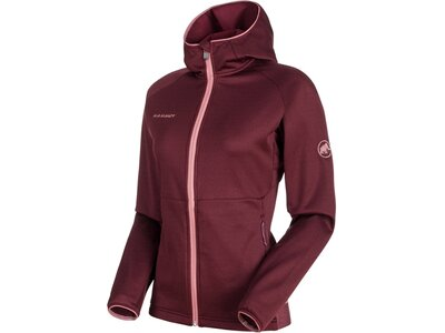 "MAMMUT Damen Fleecejacke ""Get Away"" Rot"