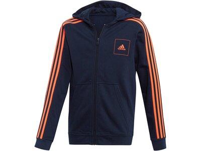 """ADIDAS Jungen Sweatshirt """"Athletics Club Hoodie"""" Schwarz"""