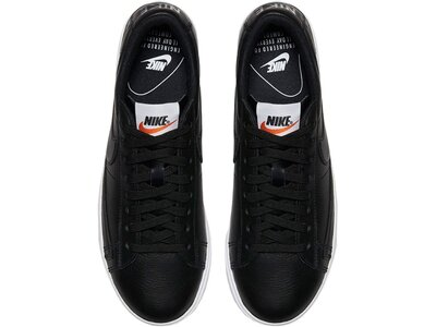 """NIKE Damen Sneaker """"Blazer Low"""" Schwarz"""