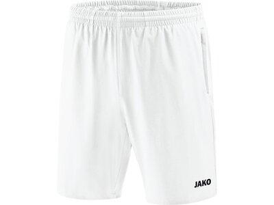 JAKO Damen Short Profi 2.0 Weiß