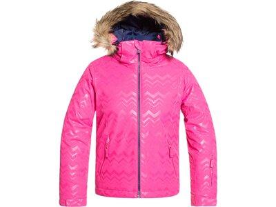 """ROXY Mädchen Skijacke """"Jet Ski"""" Pink"""