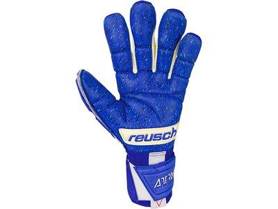 REUSCH Equipment - Torwarthandschuhe Attrakt Freegel Fusion Ortho-Tec Blau