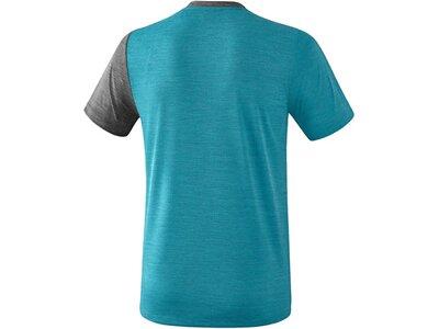 ERIMA Fußball - Teamsport Textil - T-Shirts 5-C T-Shirt Kids Blau