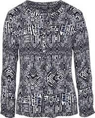 CHIEMSEE Bluse mit verschiedenen Alloverprints