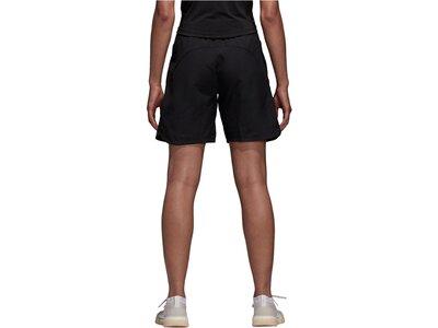 "ADIDAS Damen Trainingsshorts ""Knee-Length Shorts"" Grau"
