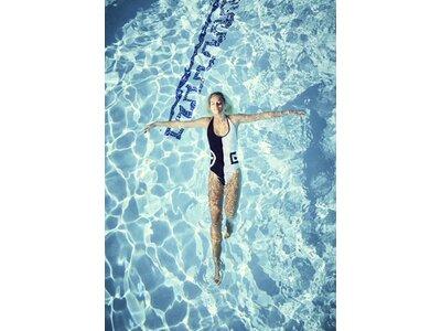 CHIEMSEE Badeanzug mit tiefem V-Ausschnitt Schwarz