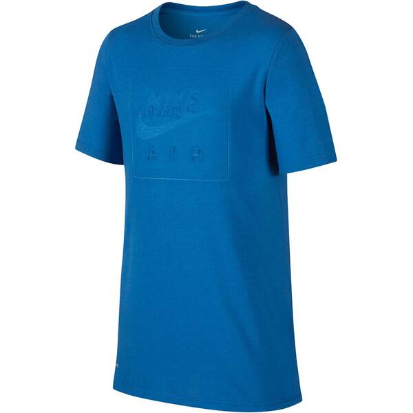 NIKE Jungen Trainingsshirt Dry Tee Nike Air Logo Kurzarm