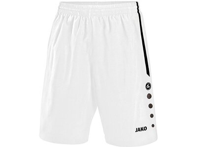 JAKO Kinder Short Performance Weiß