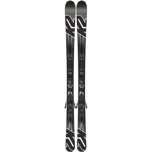 """K2 Herren Skier """"Konic 75"""" inkl. Bindung """"M2 10 Quikclik"""""""