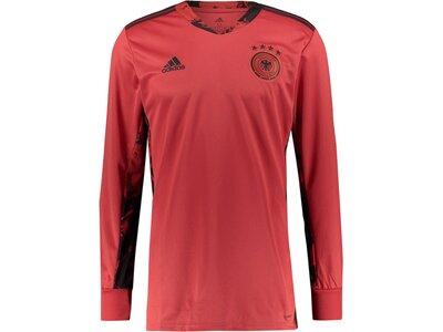 "ADIDAS Herren Torwart-Trikot ""2021 Germany Home Goalkeeper"" Rot"