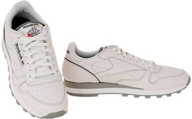 REEBOK Herren Freizeitschuh - Reebok Classic Leather white