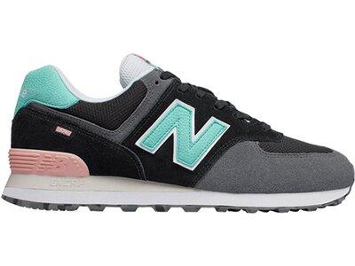 "NEWBALANCE Herren Sneaker ""574 Marbled Street"" Schwarz"
