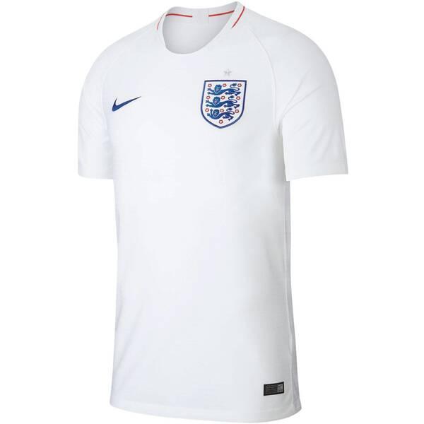 NIKE Herren Fußballtrikot England Stadium Home WM 2018