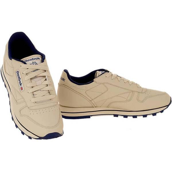 REEBOK Damen Sneaker Classic Leather ecru