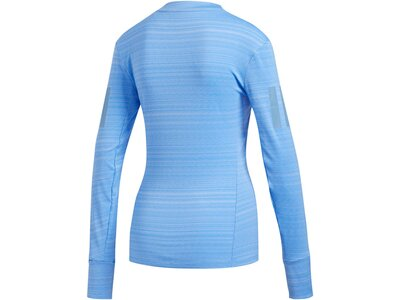 "ADIDAS Damen Laufshirt ""Rise Up and Run"" Langarm Schwarz"