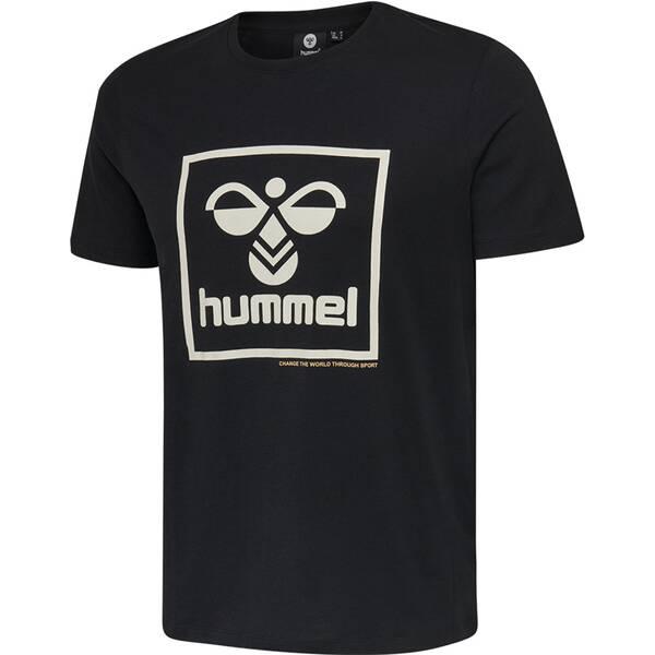 HUMMEL Lifestyle - Textilien - T-Shirts Isam T-Shirt Beige